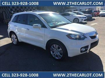 2010 Acura RDX for sale in Los Angeles, CA