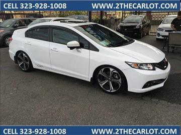 2014 Honda Civic for sale in Los Angeles, CA