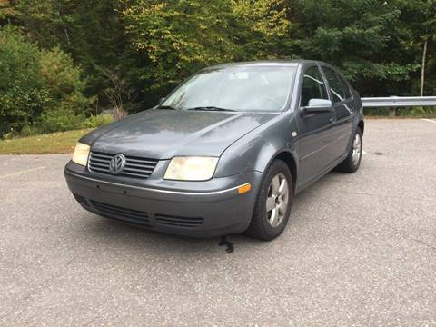 2004 Volkswagen Jetta for sale in Belmont, NH