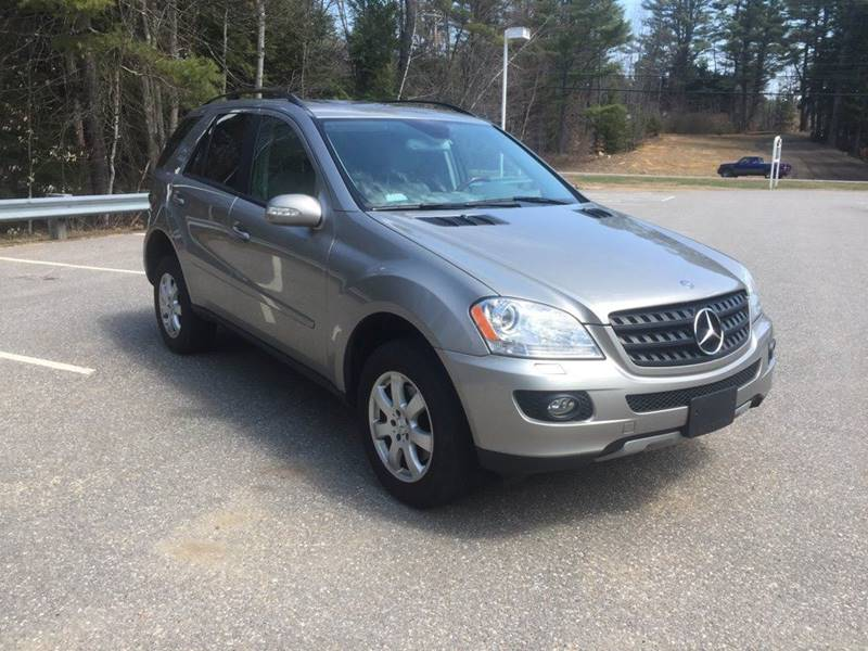 2006 Mercedes-Benz M-Class AWD ML 350 4MATIC 4dr SUV - Belmont NH