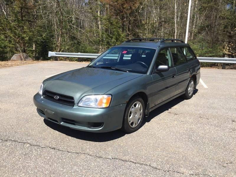 2001 Subaru Legacy AWD L 4dr Wagon - Belmont NH