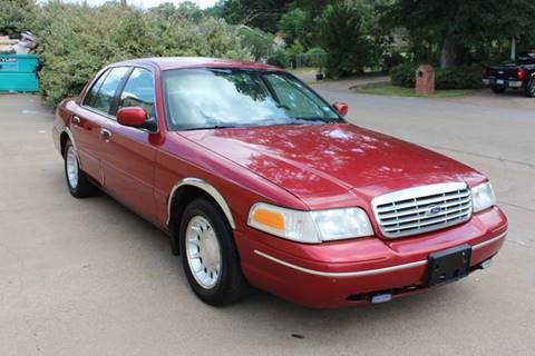 Crown Kia Tyler Tx >> 1999 Ford Crown Victoria For Sale In Tyler Tx