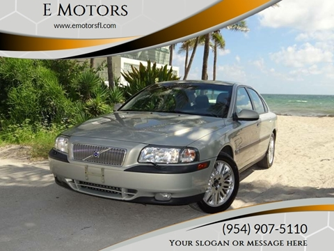 2001 Volvo S80 For Sale In Sealy Tx Carsforsale
