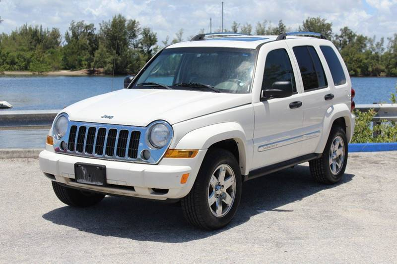 2006 Jeep Liberty Limited 4dr Suv In Hollywood Fl E Motors