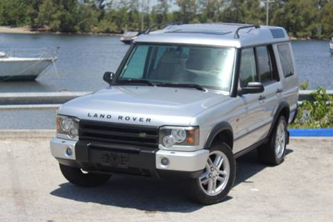 2003 Land Rover Discovery for sale in Hollywood, FL