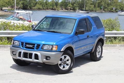 2001 Isuzu Rodeo Sport for sale in Hollywood, FL