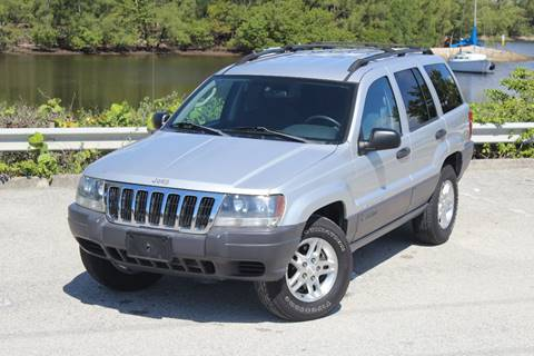2003 Jeep Grand Cherokee for sale in Hollywood, FL
