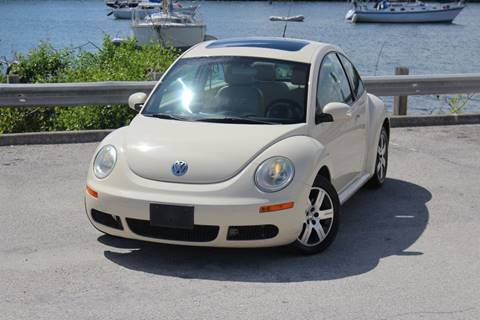 2006 Volkswagen New Beetle for sale in Hollywood, FL
