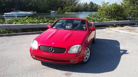 1999 Mercedes-Benz SLK for sale in Hollywood, FL