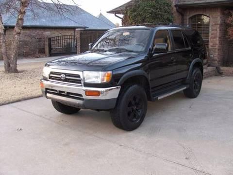1998 Toyota 4Runner for sale in Maysville, OK
