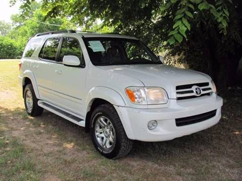 2005 Toyota Sequoia for sale in Maysville, OK
