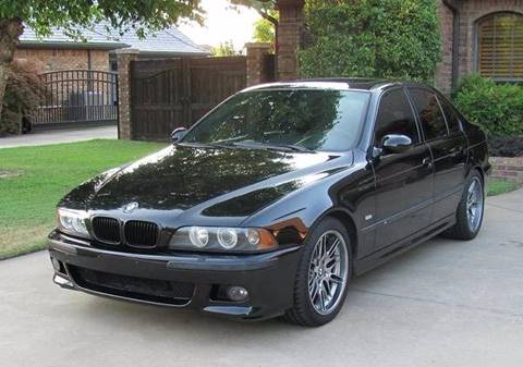 2002 BMW M5 for sale in Maysville, OK