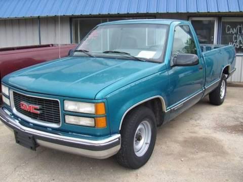 1995 GMC Sierra 1500 for sale in Maysville, OK