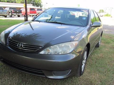 2006 Toyota Camry for sale in Maysville, OK