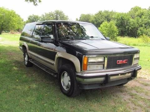 1993 GMC Suburban for sale in Maysville, OK