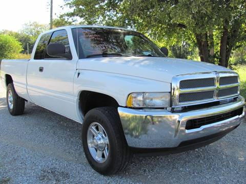 2002 Dodge Ram Pickup 2500 for sale in Maysville, OK