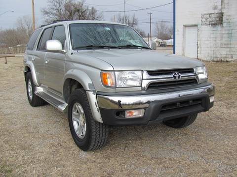 2001 Toyota 4Runner For Sale In Maysville, OK