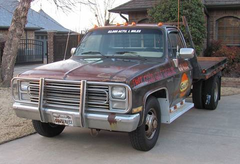 1984 GMC C/K 3500 Series for sale in Maysville, OK