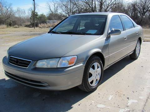 2001 Toyota Camry for sale in Maysville, OK