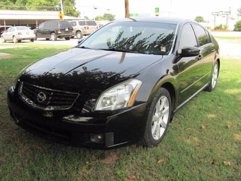 2008 Nissan Maxima for sale at CANTWEIGHT CLASSICS in Maysville OK