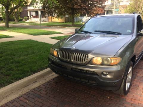 2006 BMW X5 for sale at RIVER AUTO SALES CORP in Maywood IL