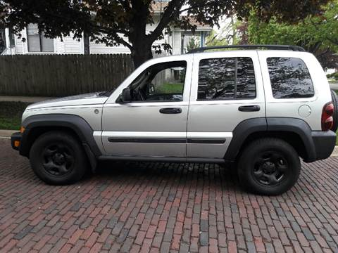 2005 Jeep Liberty for sale at RIVER AUTO SALES CORP in Maywood IL