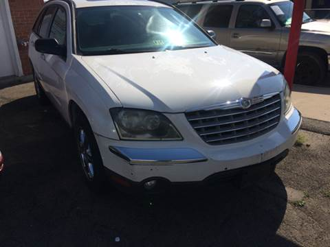 2004 Chrysler Pacifica for sale at RIVER AUTO SALES CORP in Maywood IL