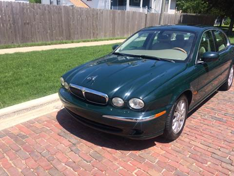 2003 Jaguar X-Type for sale at RIVER AUTO SALES CORP in Maywood IL