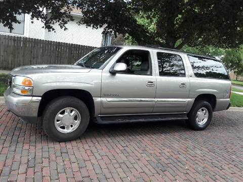 2003 GMC Yukon for sale at RIVER AUTO SALES CORP in Maywood IL
