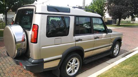 2003 Land Rover Discovery for sale at RIVER AUTO SALES CORP in Maywood IL