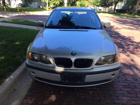 2002 BMW 3 Series for sale at RIVER AUTO SALES CORP in Maywood IL