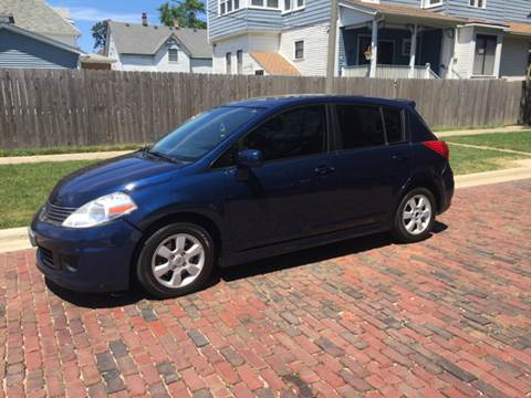 2007 Nissan Versa for sale at RIVER AUTO SALES CORP in Maywood IL