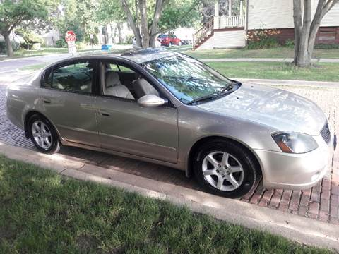 2006 Nissan Altima for sale at RIVER AUTO SALES CORP in Maywood IL