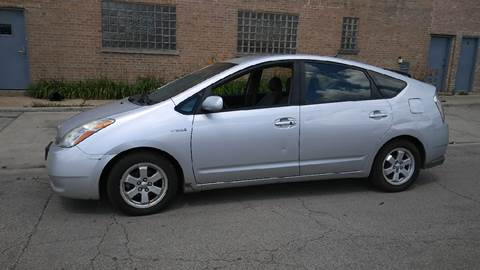 2006 Toyota Prius for sale at RIVER AUTO SALES CORP in Maywood IL