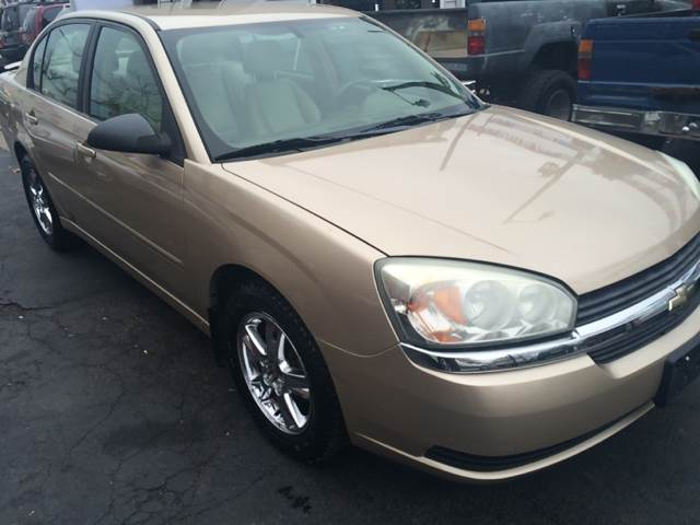 2005 Chevrolet Malibu for sale at RIVER AUTO SALES CORP in Maywood IL