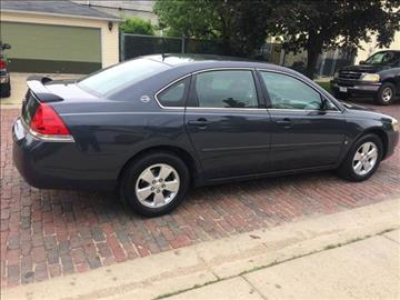 2008 Chevrolet Impala for sale at RIVER AUTO SALES CORP in Maywood IL