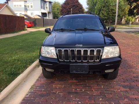 2001 Jeep Grand Cherokee for sale in Maywood, IL