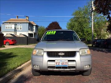2004 Ford Escape for sale in Maywood, IL