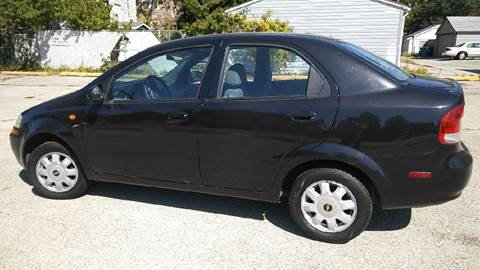 2004 Chevrolet Aveo for sale in Maywood, IL