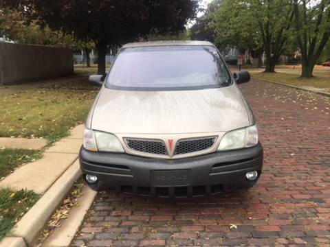 2001 Pontiac Montana for sale in Maywood, IL