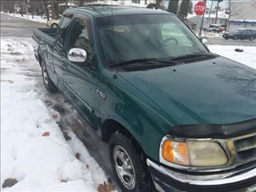 1997 Ford F-150 for sale at RIVER AUTO SALES CORP in Maywood IL