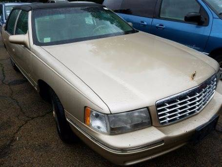 1997 Cadillac DeVille for sale in Maywood, IL