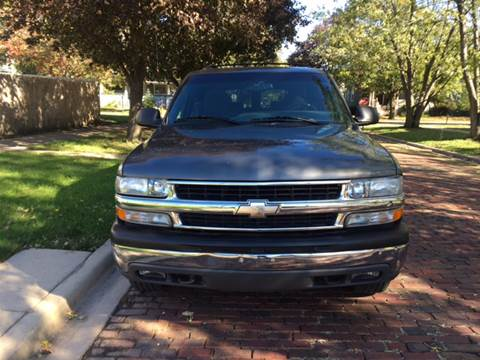 2002 Chevrolet Suburban for sale in Maywood, IL
