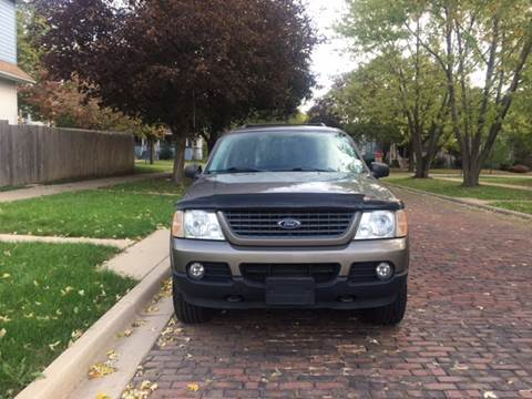 2004 Ford Explorer for sale in Maywood, IL
