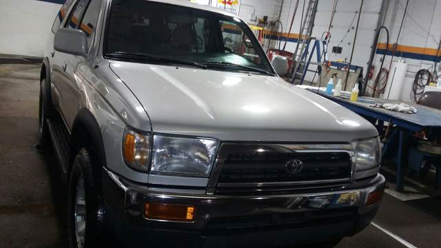 1996 Toyota 4Runner for sale at RIVER AUTO SALES CORP in Maywood IL