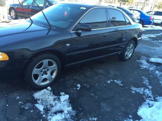 2001 Audi A4 for sale at RIVER AUTO SALES CORP in Maywood IL