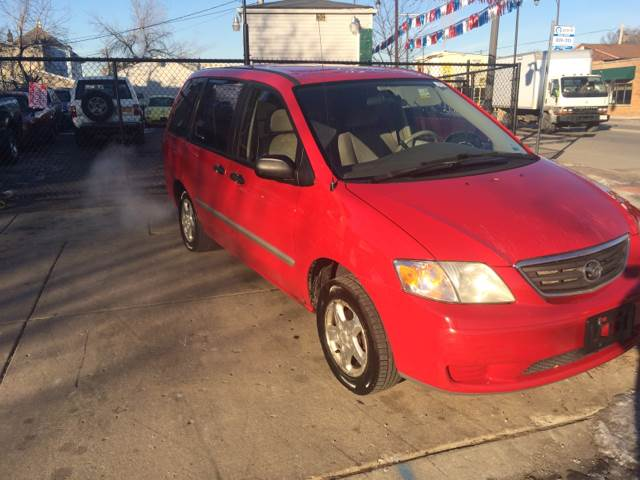 2001 Mazda MPV for sale at RIVER AUTO SALES CORP in Maywood IL