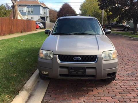 2001 Ford Escape for sale at RIVER AUTO SALES CORP in Maywood IL