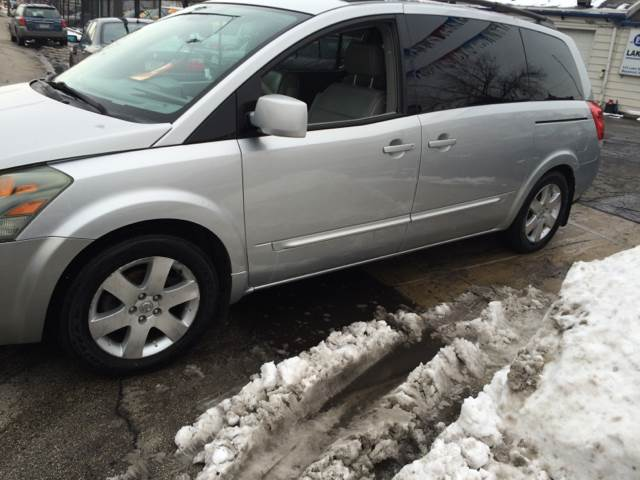 2004 Nissan Quest for sale at RIVER AUTO SALES CORP in Maywood IL