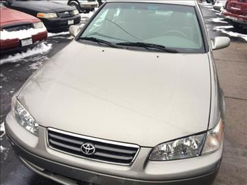2000 Toyota Camry for sale at RIVER AUTO SALES CORP in Maywood IL